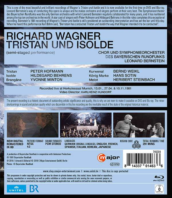 Wagner - Tristan et Isolde (3) - Page 12 0814337014636