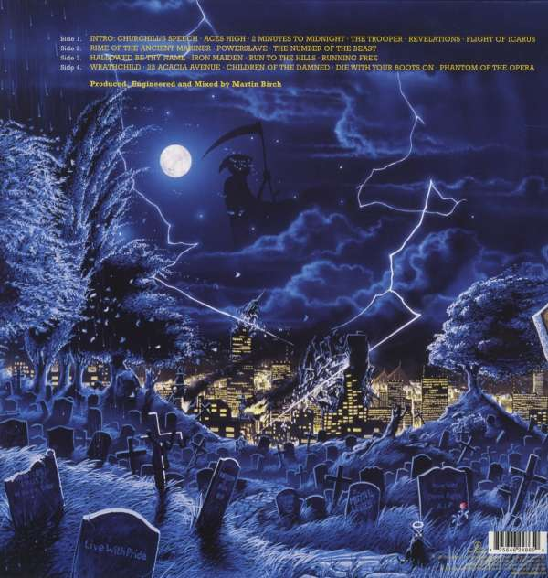 Iron Maiden: Live After Death (180g) (2 LPs) – jpc