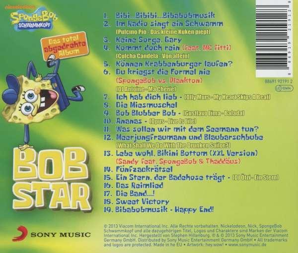 spongebob schwammkopf musik