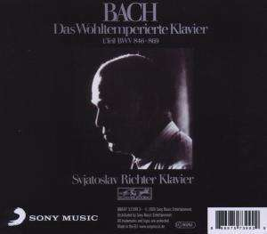 Johann Sebastian Bach Das Wohltemperierte Klavier 1 2