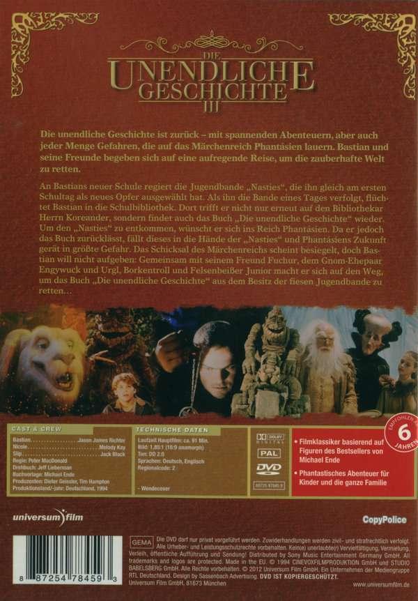 die unendliche geschichte 3 dvd jpc