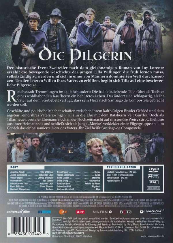 Die Pilgerin Ganzer Film