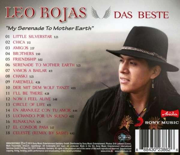 Leo Rojas Das Beste Cd Jpc