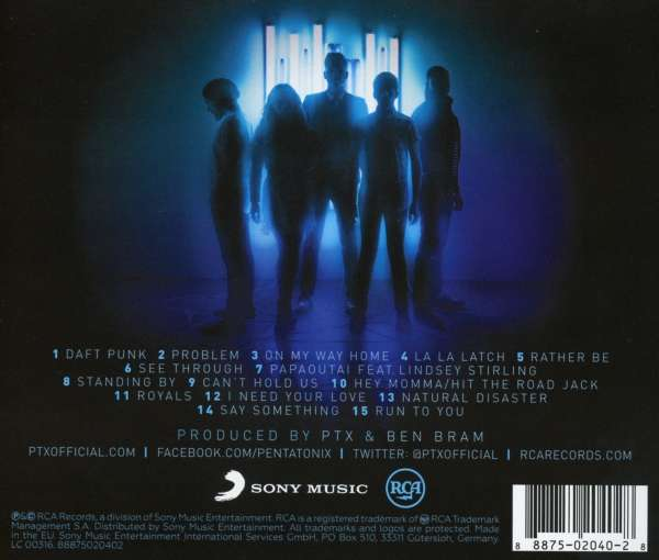 Pentatonix: PTX (CD)