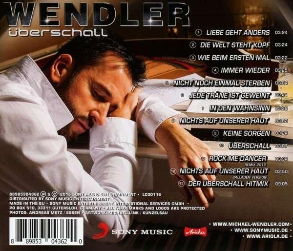 Michael Wendler Uberschall