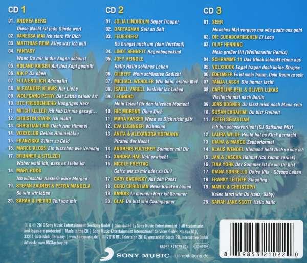 Various - Die Ultimative Chart Show - Die Erfolgreichsten Fussballhits Aller Zeiten