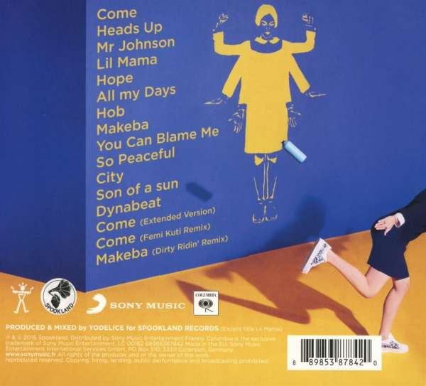 Jain Zanaka Deluxe Edition Cd Jpc