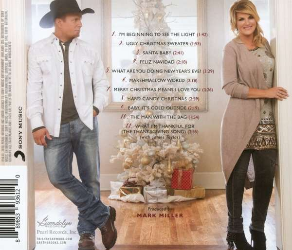 Garth Brooks & Trisha Yearwood: Christmas Together (CD) – jpc