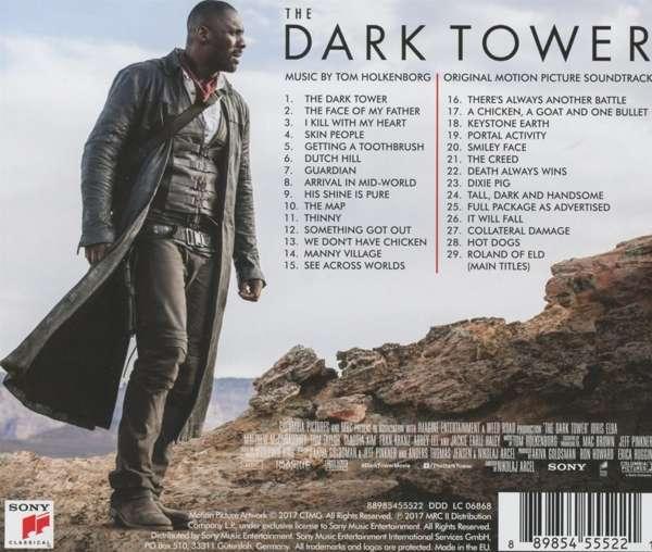 Junkie Xl Filmmusik The Dark Tower Cd Jpc