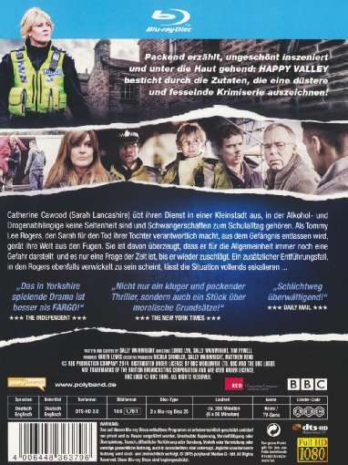 happy valley serie deutsch