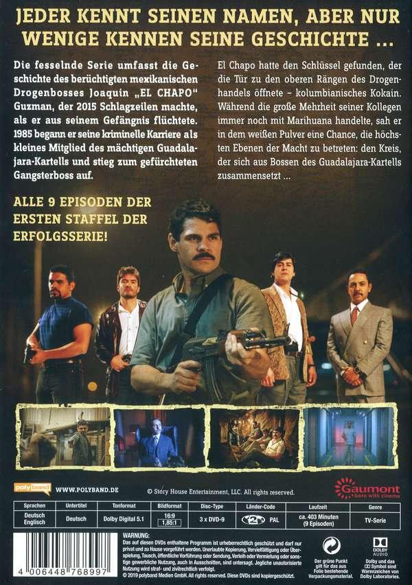 El Chapo Serie Deutsch