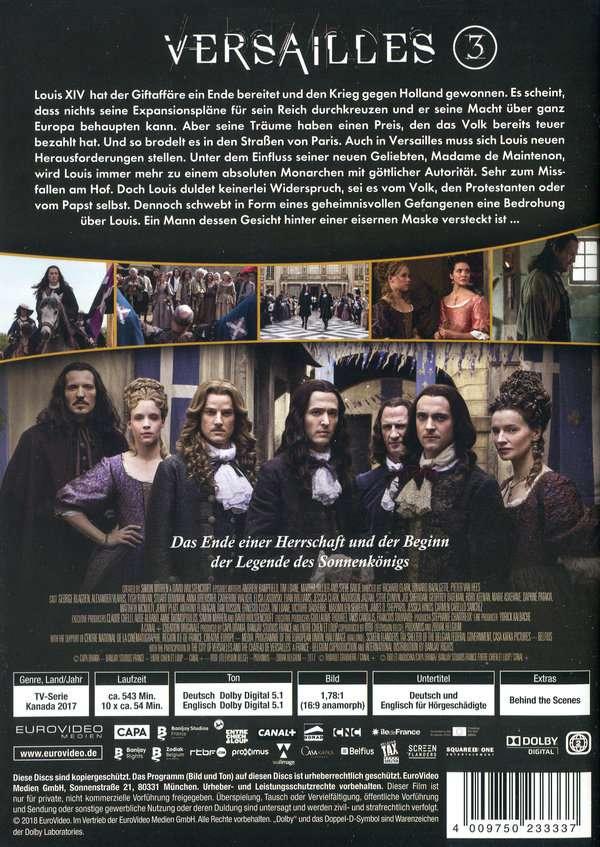 Versailles Staffel 4