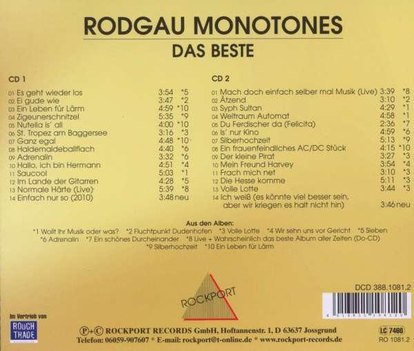 Rodgau Monotones - Ei Gude Wie (Unser Loblied Auf Die Hessische Sprache)