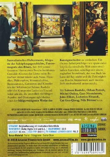 Hieronymus Bosch Garten Der Luste Omu Dvd Jpc