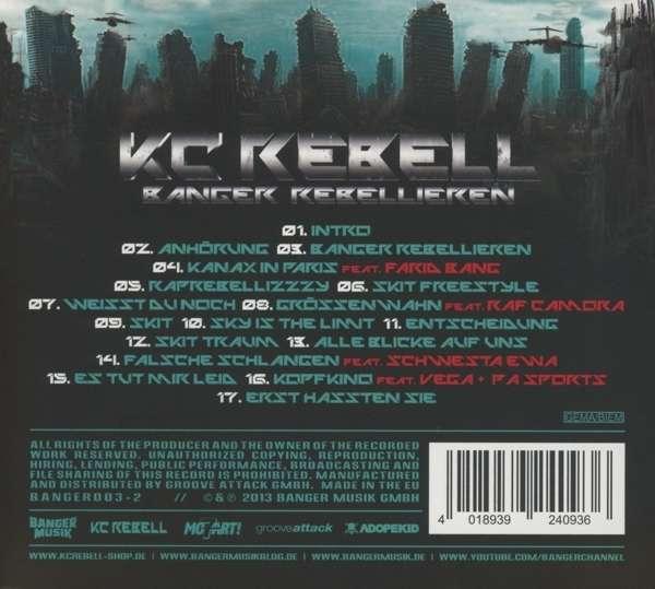 kc rebell banger rebellieren album