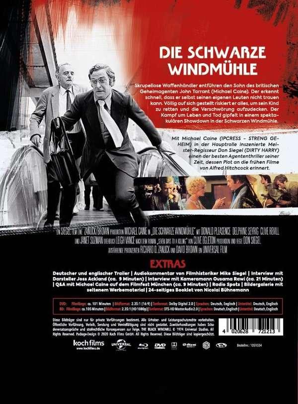 Die Schwarze Windmühle