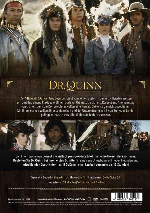 Dr. Quinn Staffel 1