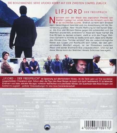 Lifjord Auflösung