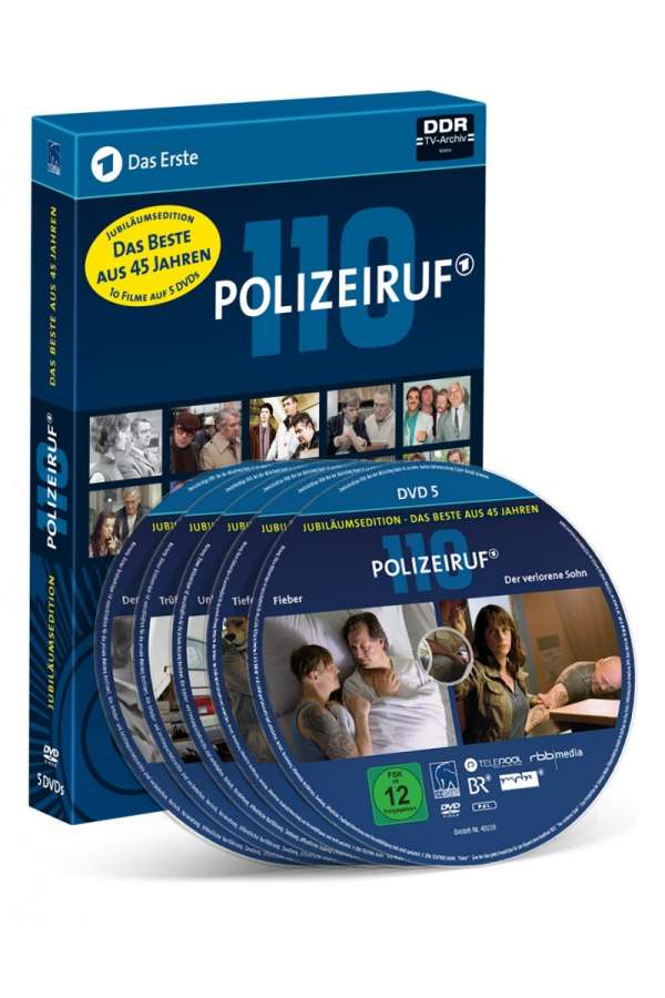 Polizeiruf 110 Episoden