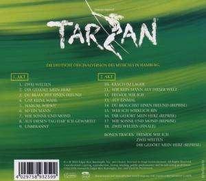 Musical Tarzan Deutsche Originalversion Special Edition