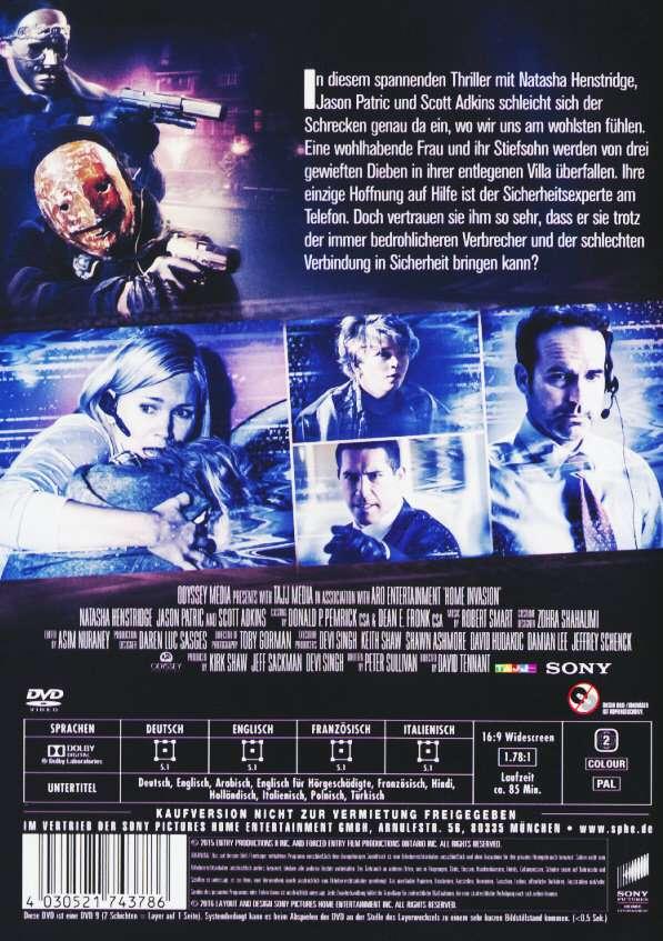 Home Invasion Dvd Jpc