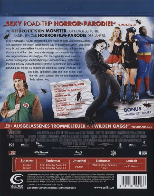 mega monster movie