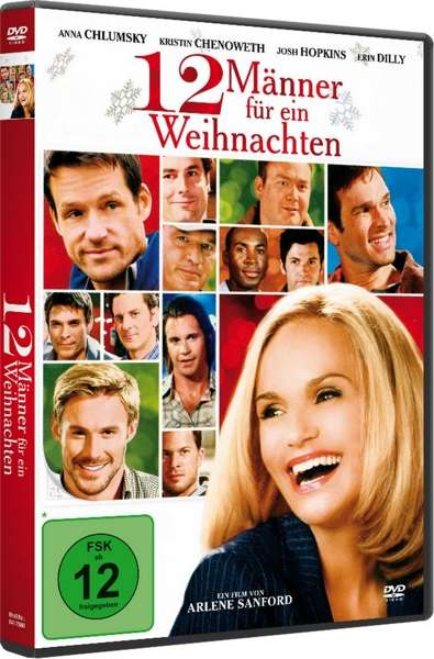 12 m nner f r weihnachten dvd jpc. Black Bedroom Furniture Sets. Home Design Ideas