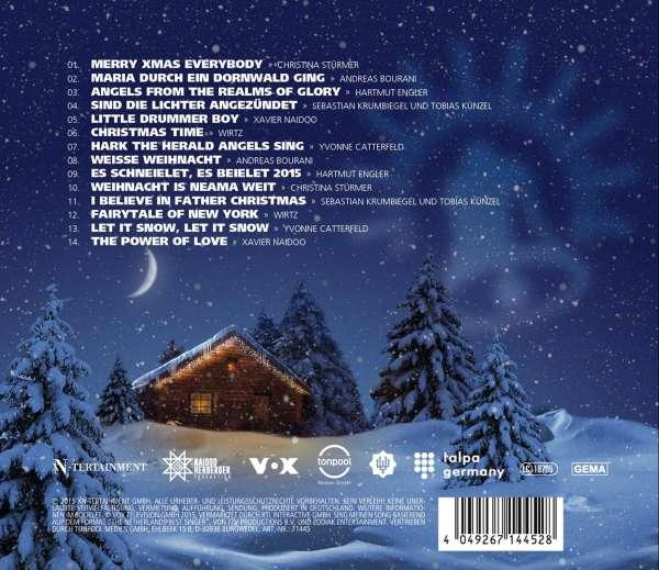 Sing Meinen Song Das Weihnachtskonzert Vol 2 2015 Jpc