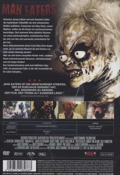 Man Eaters  Leichenhaus des Grauens (DVD) – jpc