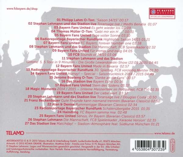 fc bayern cd