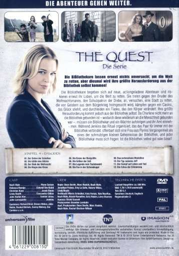 The Quest Staffel 5