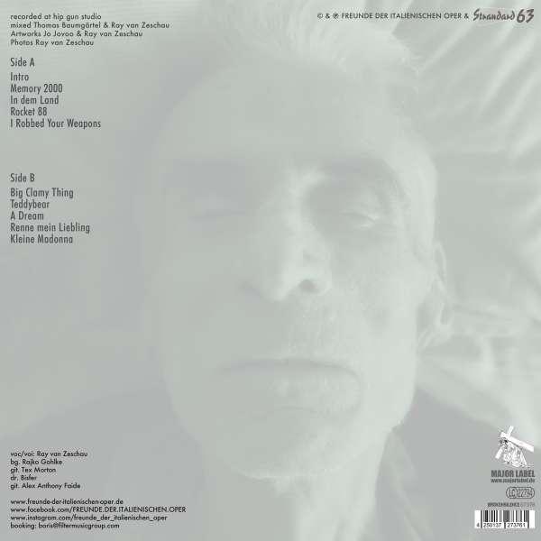 Freunde Der Italienischen Oper: Via Dolorosa (LP) - jpc