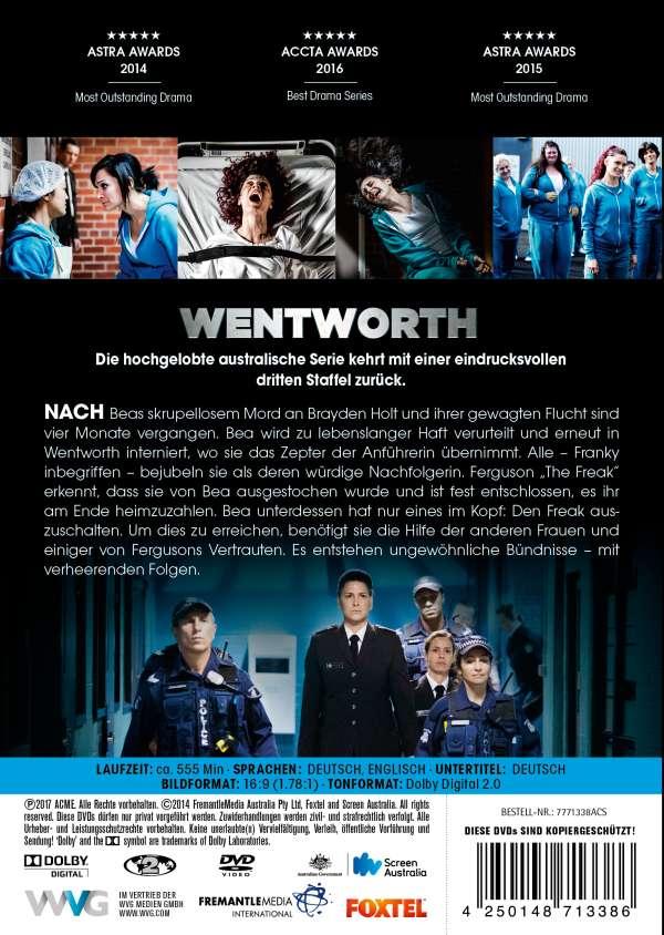 Wentworth Staffel 4