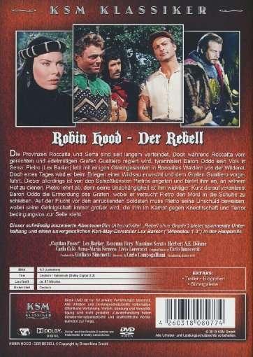 Robin Hood Der Rebell