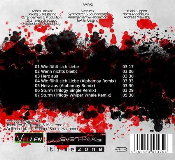 Gemeinsame Ampax: Wie fühlt sich Liebe (CD) – jpc #ZC_33