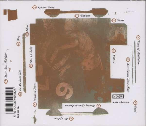 Pixies Doolittle Cd Jpc