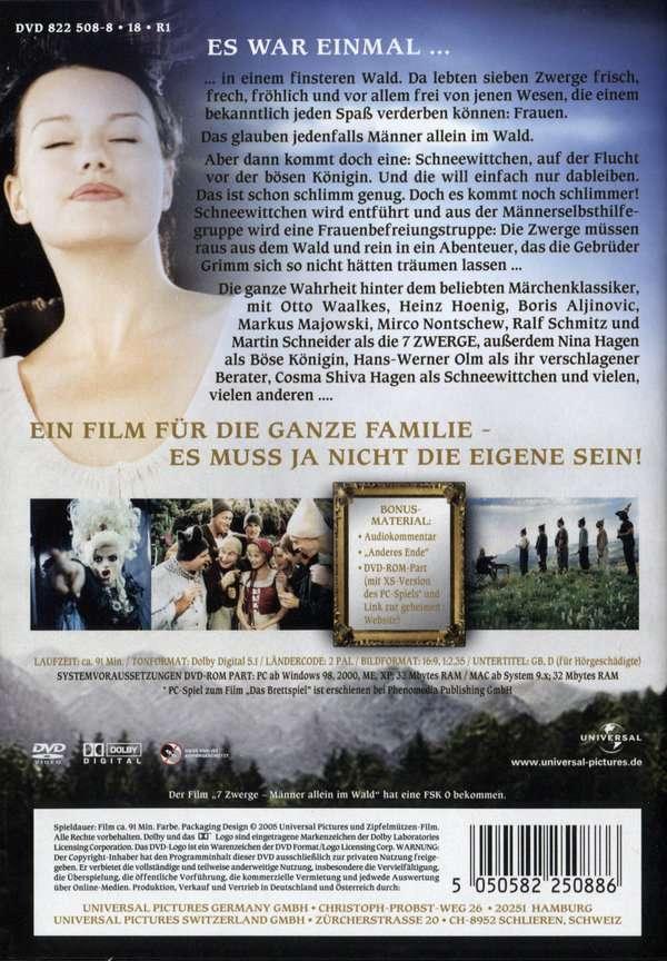 7 Zwerge Männer Allein Im Wald Ganzer Film Deutsch