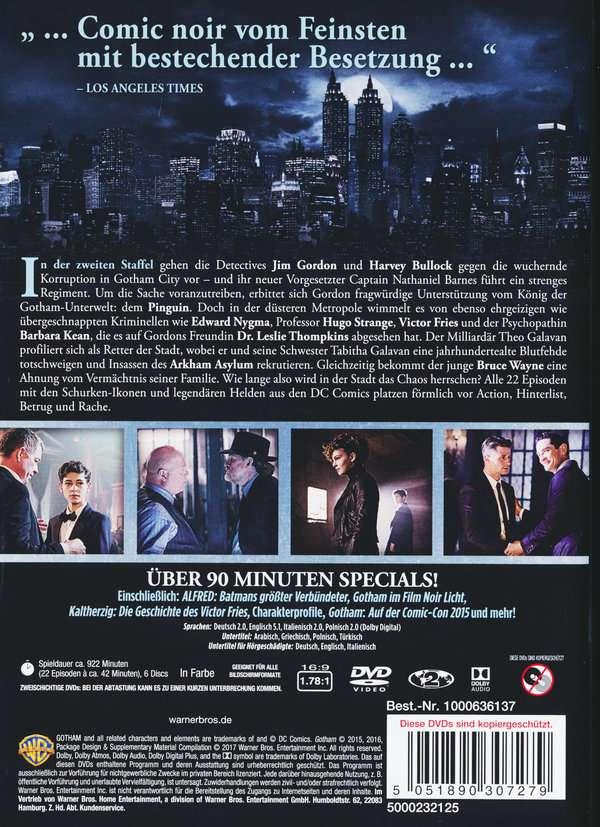 Gotham Staffel 6