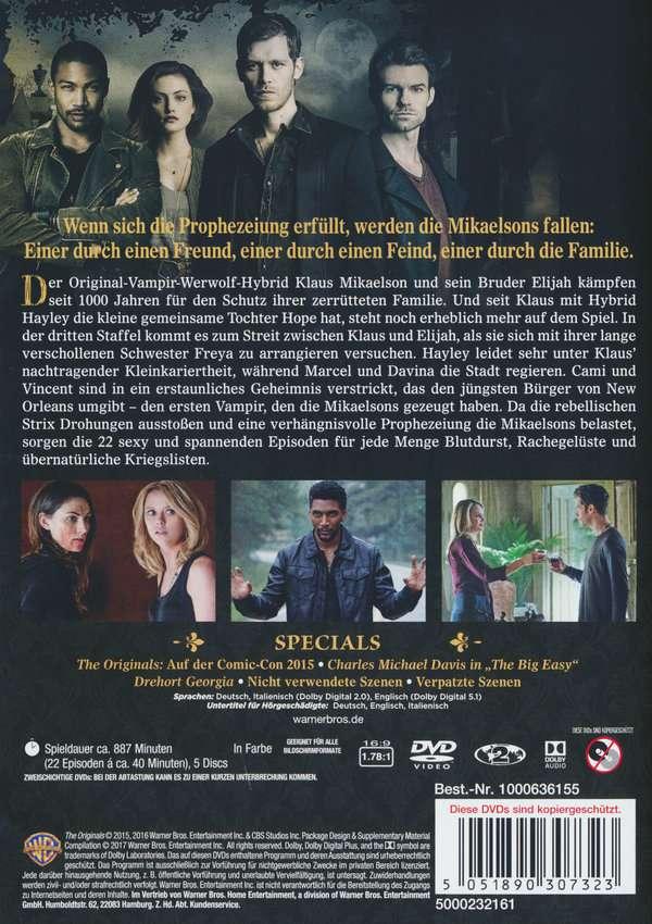 The Originals Staffel 5 Netflix