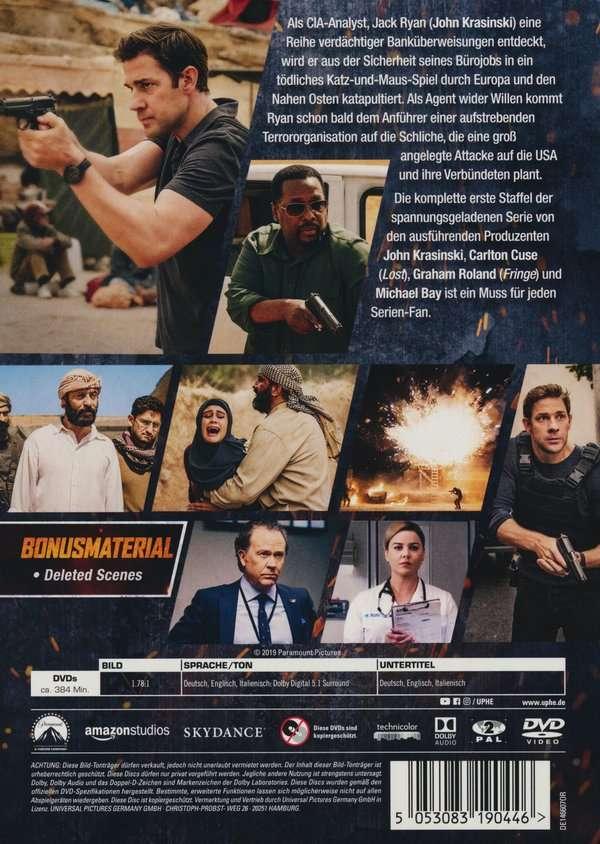 jack ryan staffel 2 dvd