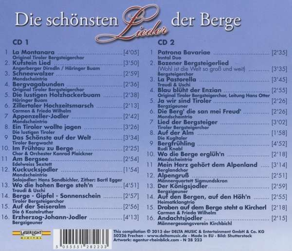 Various - Bergvagabunden