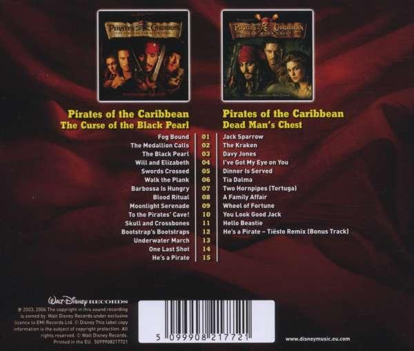 Fluch Der Karibik Filmmusik