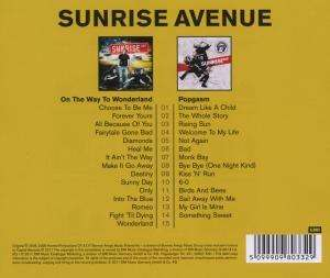 Sunrise avenue on the way to wonderland popgasm 2 cds - Forever yours sunrise avenue ...