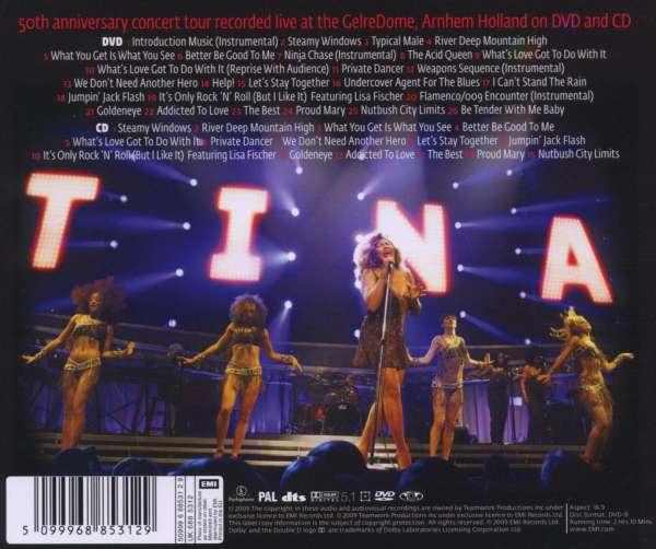 tina turner einfach das beste live