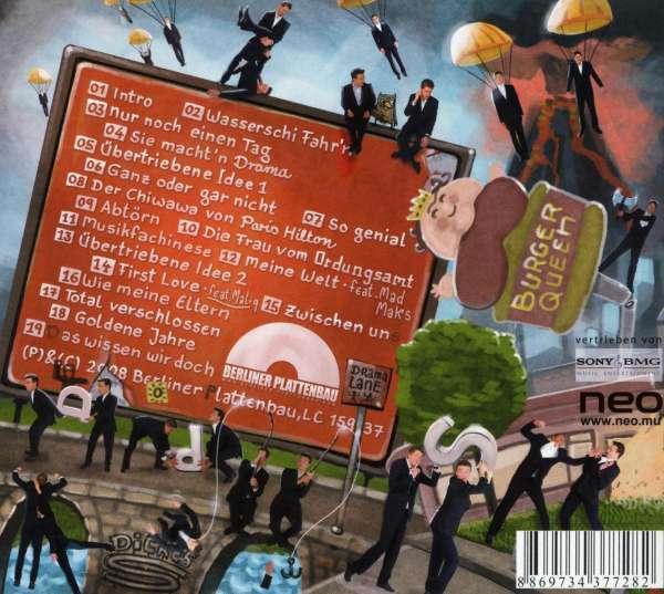 SDP: Die Rache des kleinen Mannes (CD) - jpc