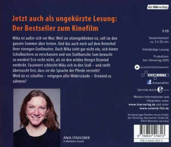Kristina Magdalena Henn: Ostwind 1 (3 CDs)