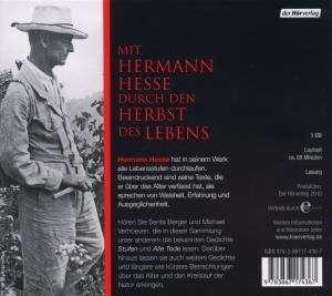Hermann hesse gedicht altwerden